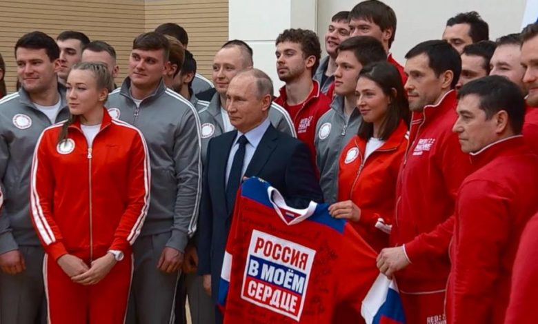 The sports court has banned 28 Russian athletes from doping.