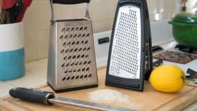 Photo of How to use the other three-sided grater in your box